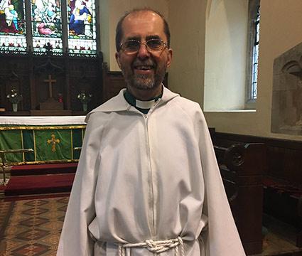 Canon Richard Moatt, Rector Of Lewes