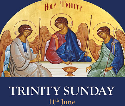 Trinity Sunday Services At St Thomas A Becket Parish Church Of The Cliffe, Lewes