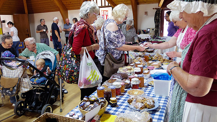 Home-made Cakes And Preserves In Demand