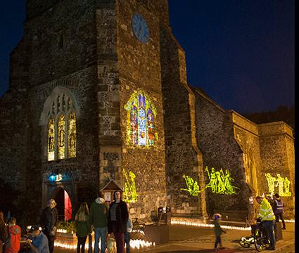 Lewes Light Festival