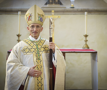 Bishop Martin's Christmas Message