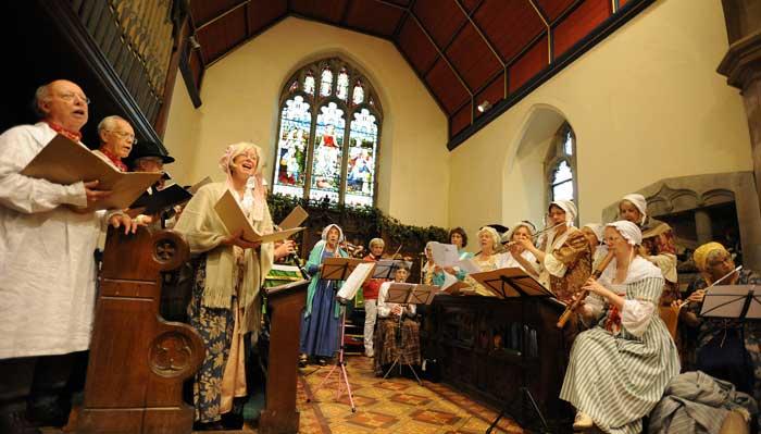 Choirfull