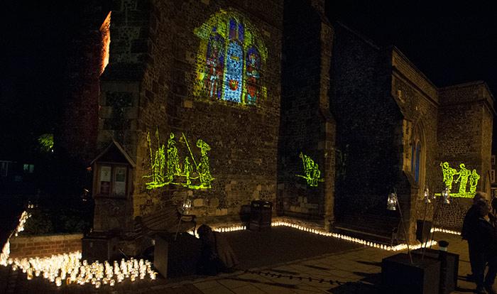 Lewes Light Festival 2017