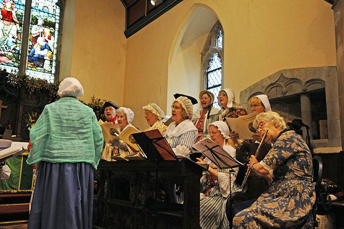 Choir-rhs