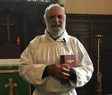 An Easter Message From Fr Neville