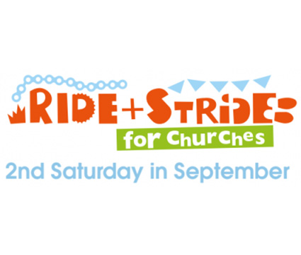 Ride & Stride – 14 Sept