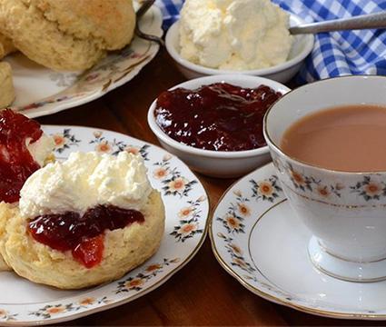 Cream Teas – 17th May