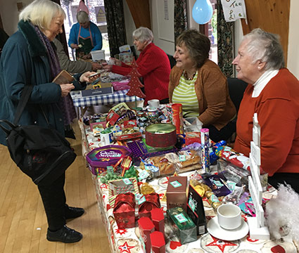 Christmas Fair 2019 At Cliffe Parish Church In Lewes