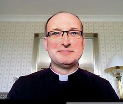 New Bishop Of Lewes