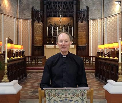 Sermon For Trinity I